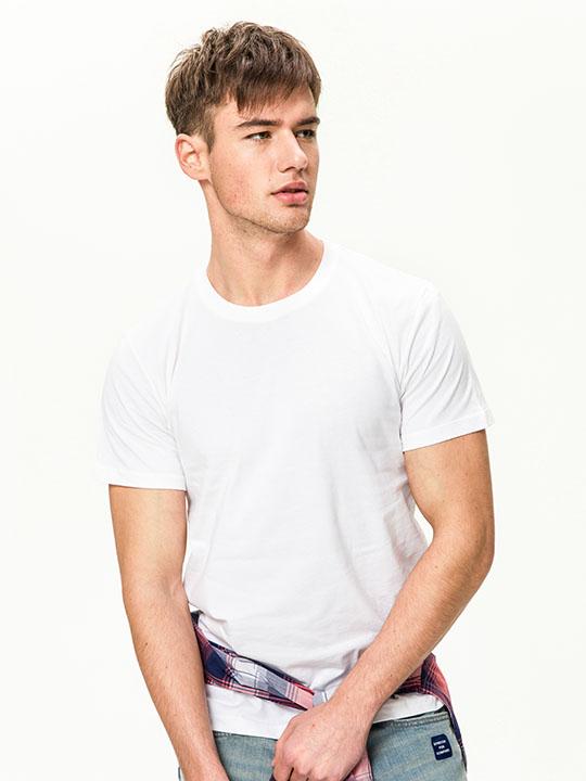 ts003 220g t-shirt zitison
