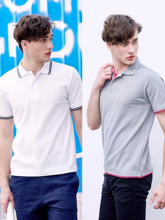 pl114 195g cvc polo shirt zitison