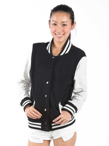 bb001 480g baseball jacket zitison